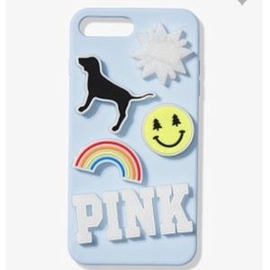 NEW VS PINK IPhone 6/7/8 light up Case